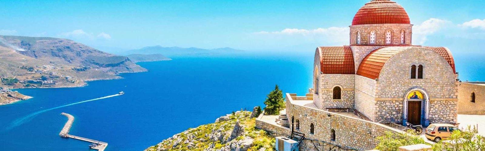 Croisières : Que faire aux îles Grecques ?